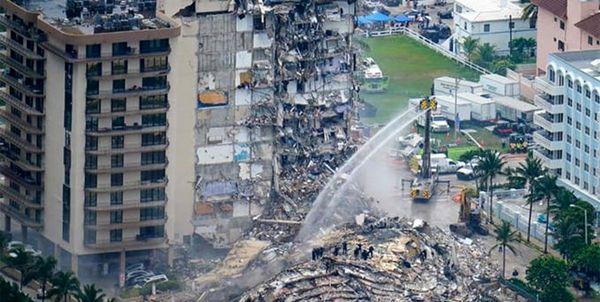 بیتوجهی به هشدارها علت فاجعه در مجتمع مسکونی فلوریدا