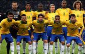 رکورد جالب ستاره برزیل در گلزنی
