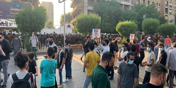 7 کشته در تظاهرات الناصریه عراق