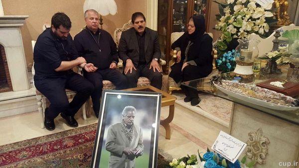 توضیح عباس جدیدی درباره عکس جنجالی اش با پورحیدری