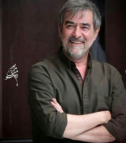 قیافه متشخص شهاب حسینی حتی در پیری+عکس