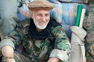 سرداری که سرش در سوریه جا ماند
