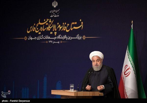روحانی: روابط دولت با شرکتهای دانش بنیان و نوآفرین سهلتر میشود