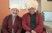 مهران رجبی با لباس محلی + عکس
