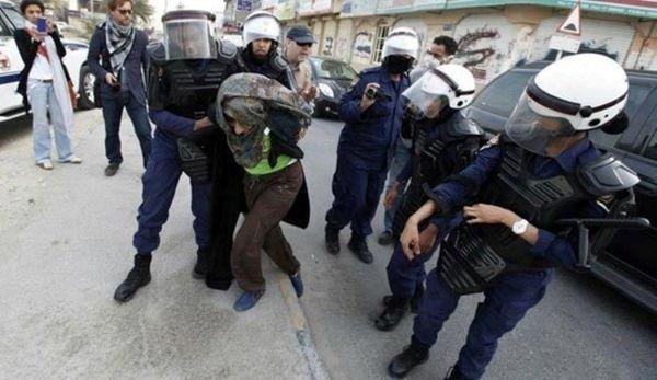 رژیم آل خلیفه شماری از فعالان بحرینی را دستگیر کرد