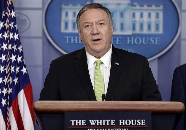 پامپئو: از این پس، معافیتهای تحریمی ایران تمدید نخواهد شد