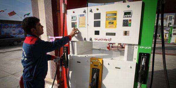 کشف 265 هزار لیتر سوخت و ۳ هزار لیتر گازوئیل قاچاق