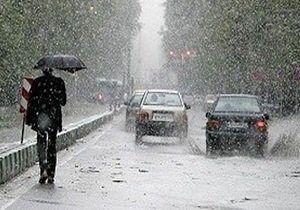 ترافیک نیمه سنگین در بزرگراههای غربی پایتخت از تهران تا قزوین