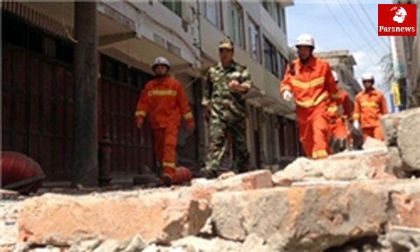 افزایش آمار قربانیان زلزله چین؛ ۱۰۲ کشته و ۲۲۰۰ مجروح