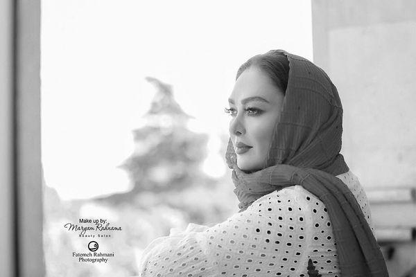 الهام حمیدی در روز عید قربان+عکس