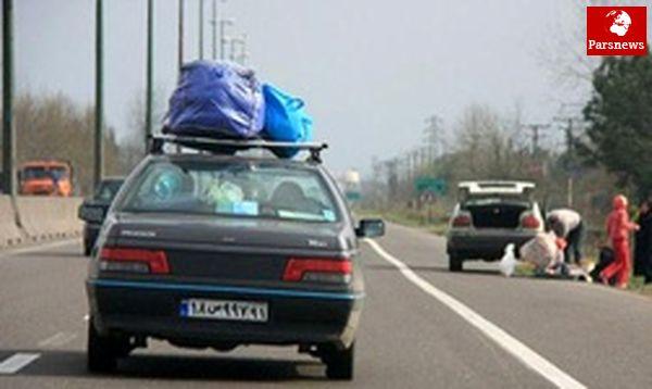 بیش از چهل درصد از مسافران نوروزی به وسیله آموزش وپرورش اسکان یافته اند