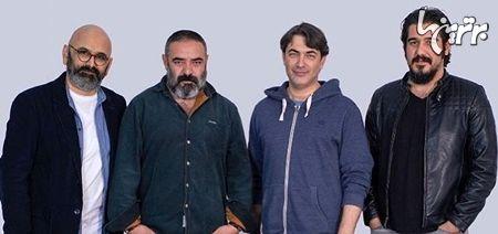 یک قاب پر و پیمون از بازیگران «بی حسی موضعی»