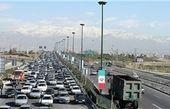 وضعیت راههای کشور در نوروز ۱۳فروردین
