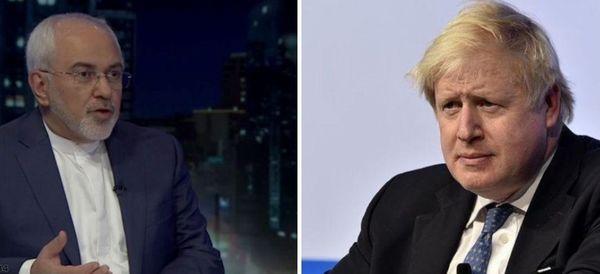 گفتوگوی تلفنی وزرای خارجه ایران و انگلستان
