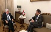 لبنان سفیر آلمان را احضار کرد