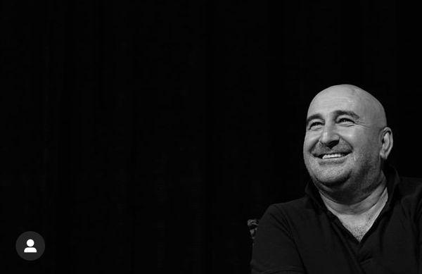 مهران احمدی موهاشو زد + عکس