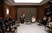 اعلام آمادگی عربستان برای حمایت از عراق در تمامی زمینهها