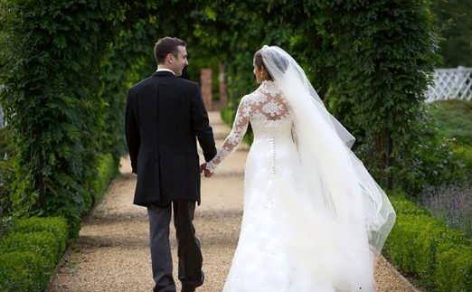 زیباترین عکسهای عروسی+عکس