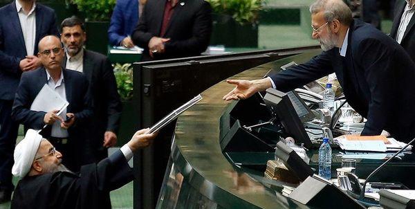 روحانی هفته آینده برای تقدیم بودجه به مجلس میرود