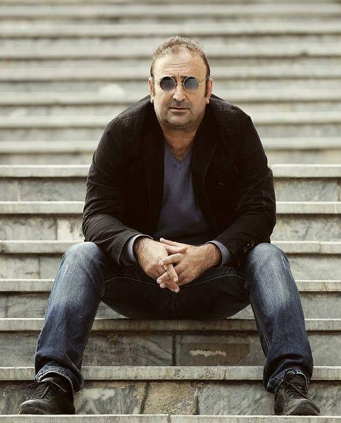 استایل خاص مهران احمدی + عکس