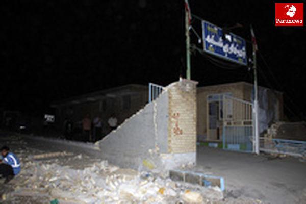 بازدید رحیمی از مناطق زلزله زده