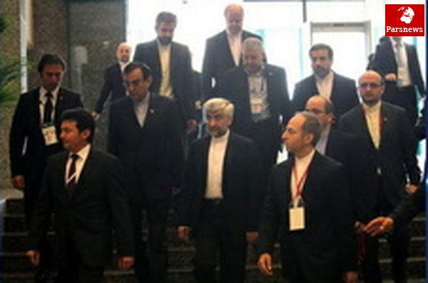 ورود هیات مذاکره کننده هستهیی ایران به قزاقستان