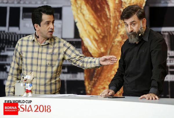 سوت پایان اجرای زنده علی انصاریان