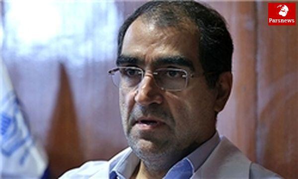 وزیر بهداشت: آیتالله هاشمی خودش علاقهای به همراهی تیم پزشکی نداشت