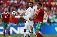 مصدومیت دو ستاره پرتغال در آستانه دیدار با ایران