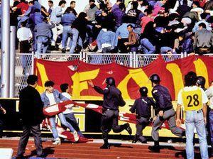 روزی که فوتبال دنیا را تغییر داد +عکس