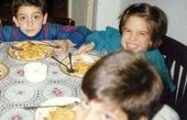 کودکی ستاره پسیانی در خانه قدیمی + عکس
