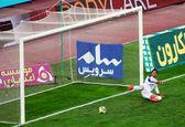 حسینی: دلیلی نداشت کارت زرد بگیرم