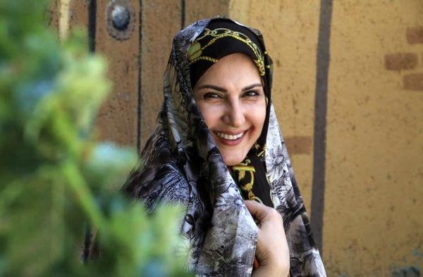 فاطمه گودرزی در فیلم مامان مهشید + عکس