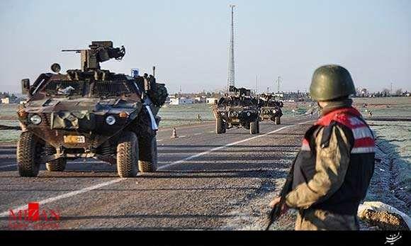 آغاز عملیات جدید ارتش ترکیه در شمال عراق