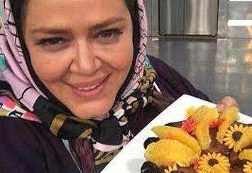 بهاره رهنما ایکس لارجی شد+فیلم