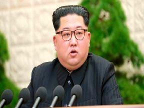 رهبر کره شمالی سنگاپور را ترک کرد