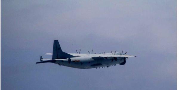 ورود 2 هواپیمای نظامی چین به جنوب غربی تایوان