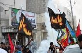تعرض مجدد نظامیان آل خلیفه به مجالس عزاداری در بحرین