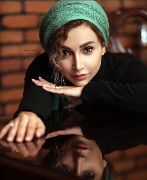 عکس مدلینگی شبنم قلی خانی