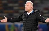 انتقادات از سرمربی تیم ملی فوتبال امارات بالا گرفت
