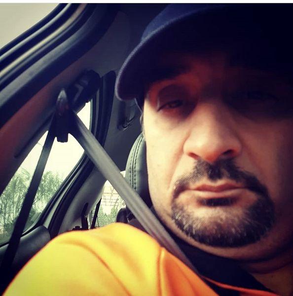چهره غمگین مجری مشهور + عکس