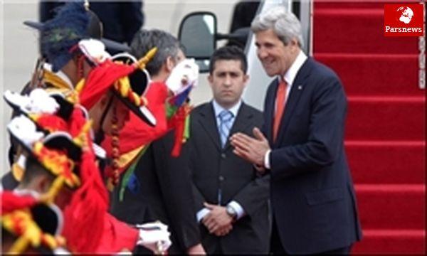 وزیر خارجه آمریکا وارد پکن شد