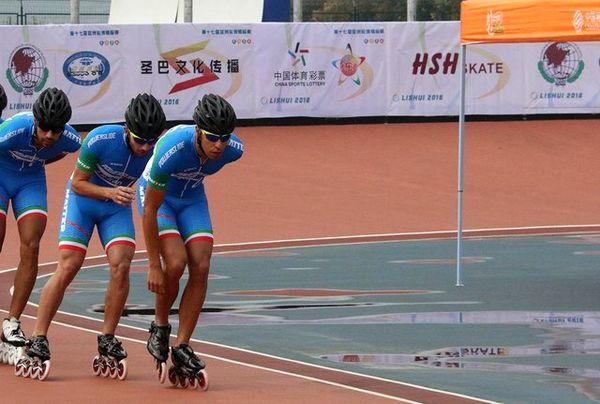 تکلیف اسکیت برای حضور در بازیهای آسیایی