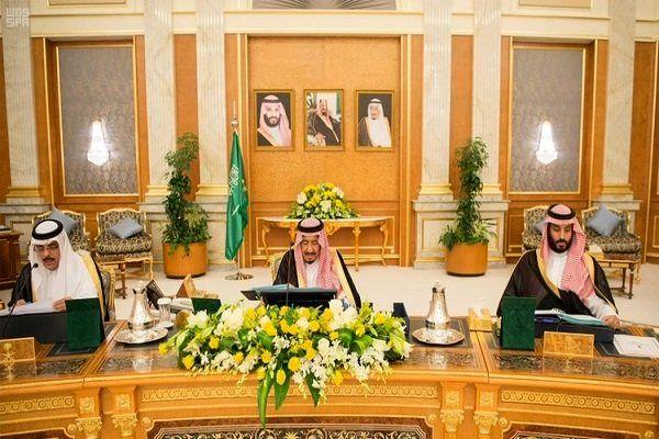 بیانیه کابینه عربستان درباره موضوع خاشقجی