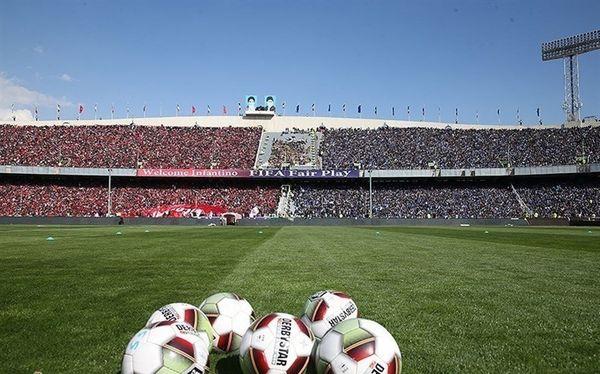 زمان تعطیلات نیمفصل لیگ برتر فوتبال