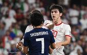 مهاجم تیم ملی فوتبال ایران مقابل ستارههای اروپا