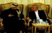 حضور مورینیو در مراسم ترحیم مادر ناصر الخلیفی