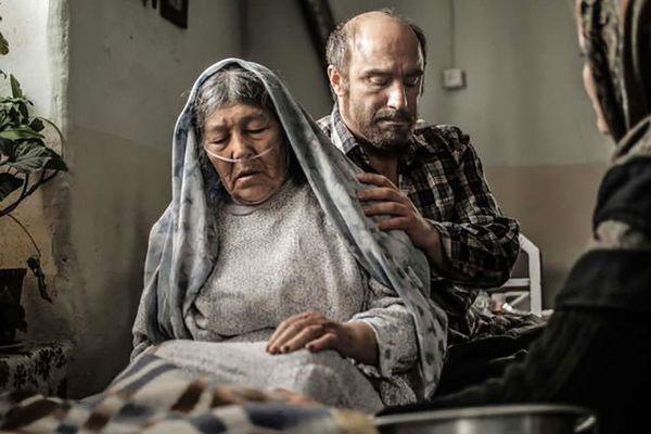 محسن تنابنده در فیلم شکستن همزمان بیست استخوان به اسکار رفت