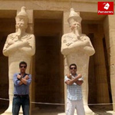 گفتوگو با نخستین گردشگران ایرانی که به مصر رفتند