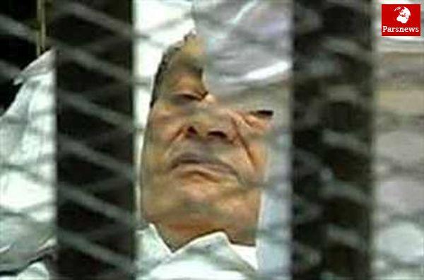 دلایل کناره گیری قاضی دادگاه حسنی مبارک